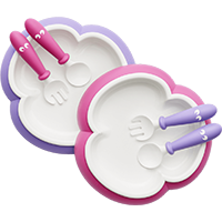 baby-plate-spoon-and-fork-pink-purple-074046-babybjorn